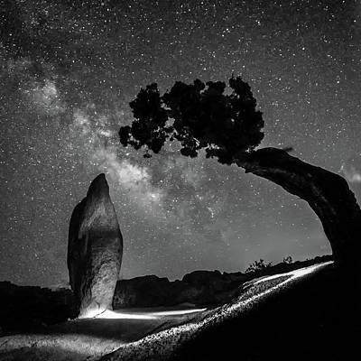 Photograph - Causality IIi by Ryan Weddle