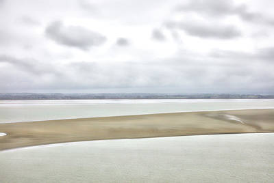 Photograph - Causeway To Mont Ste-michel by Hugh Smith
