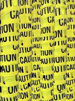 Caution Original