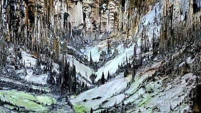 Cave Landscape Original