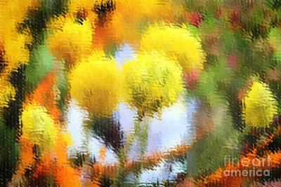 Photograph - Cave Of Flowers by Lori Mellen-Pagliaro