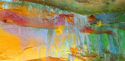 Wyalusing Photograph - Cave Rainbow by Connor Ehlers