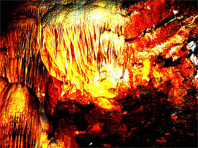 Photograph - Cave Thing by Colette Merrill