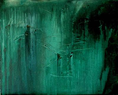 River Styx Painting - Cavern #1 by Ethel Vrana