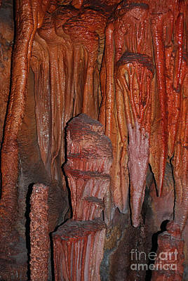 Photograph - Caves In Arizona by Donna Greene