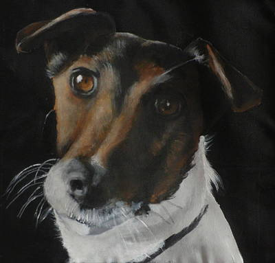 Painting - Cayenne by Carol Russell