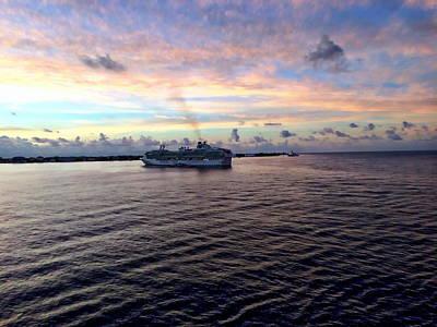Photograph - Cayman Islands by Anthony Dezenzio