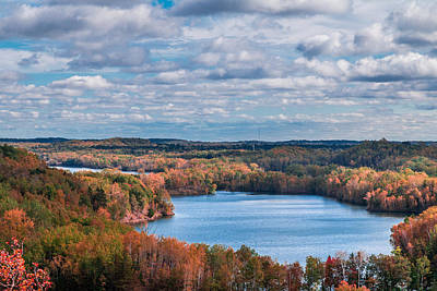 Photograph - Cuyuna Country State Recreation Area - Autumn #3 by Patti Deters