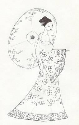 Drawing - Cb29 by Christine Corretti