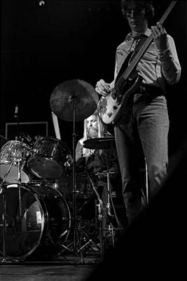 Photograph - Cdb Winterland 12-13-75 #34 by Ben Upham