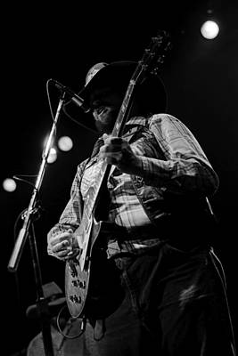 Photograph - Cdb Winterland 12-13-75 #35 by Ben Upham