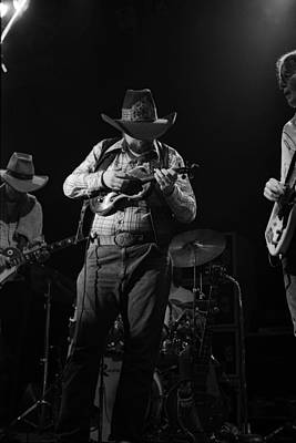 Photograph - Cdb Winterland 12-13-75 #43 by Ben Upham