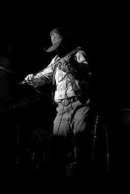 Photograph - Cdb Winterland 12-13-75 #46 by Ben Upham