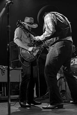 Photograph - Cdb Winterland 12-13-75 #54 by Ben Upham