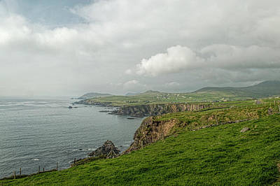 Photograph - Ceann Sleibhe by Michael Quinlan