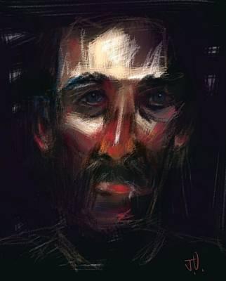 Digital Art - Cecil by Jim Vance