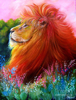 Painting - Cecil  by Patrice Torrillo