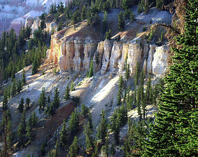 Photograph - Cedar Breaks Sunrise by Jeff Brunton