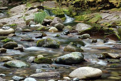 Photograph - Cedar Creek #7 by Ben Upham III