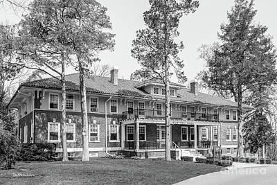 Diploma Photograph - Cedar Crest College Hartzel Hall by University Icons