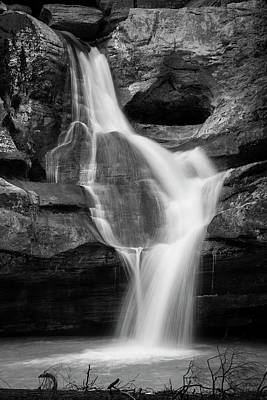Photograph - Cedar Falls II by Dale Kincaid