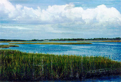 Cedar Key 2 Original by Bob Senesac