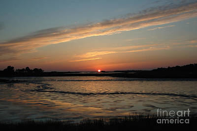 Photograph - Cedar Key Sunset 1 by Kathi Shotwell