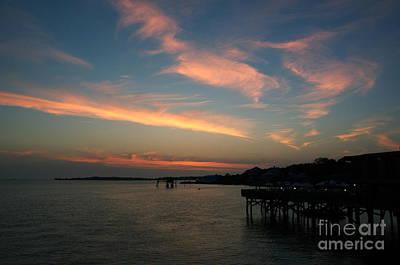 Photograph - Cedar Key Sunset 3 by Kathi Shotwell