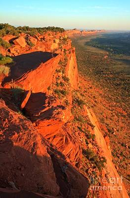 Photograph - Cedar Mesa Sunset by Adam Jewell