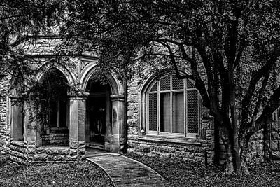 Photograph - Cedarhyrst by Jessica Brawley