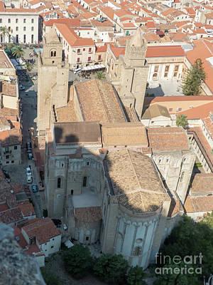 Photograph - Cefalu Duomo by Rod Jones
