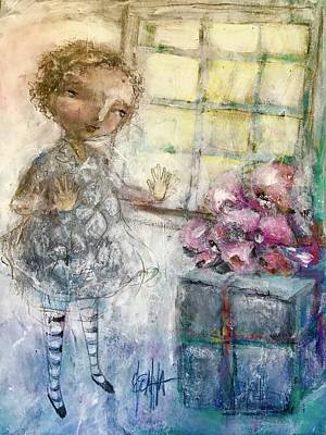 Mixed Media - Celebrate Every Day by Eleatta Diver