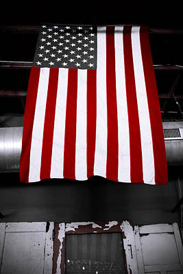 Celebrate Freedom - Usa Flag Art Print
