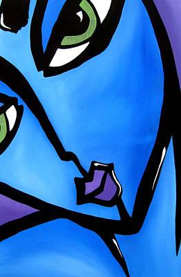 Tom Fedro Wall Art - Painting - Celebrate Life by Tom Fedro - Fidostudio