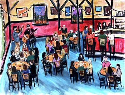 Celebrate Art Print by Shaina Stinard
