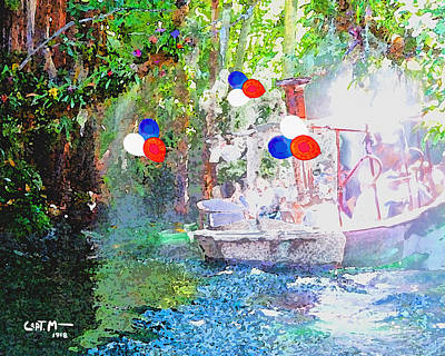Photograph - Celebrate The 4th by Mickey Wright
