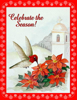 Painting - Celebrate The Season 2 by Marilyn Smith