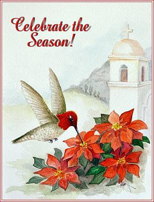 Painting - Celebrate The Season by Marilyn Smith