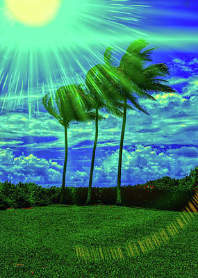 Photograph - Celebrating Florida by John M Bailey