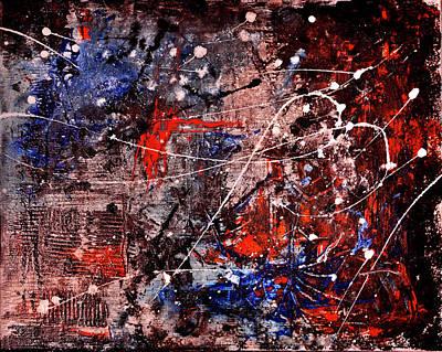 Painting - Celebration 1 by Richard Ortolano