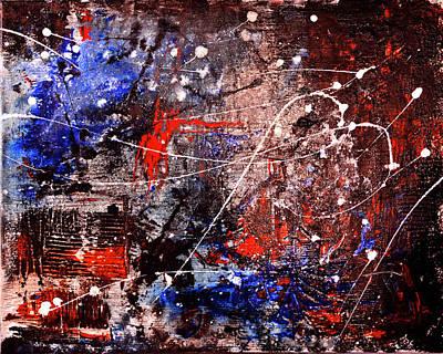 Painting - Celebration 5 by Richard Ortolano