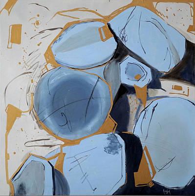 Painting - Celebration by Barbara Andolsek