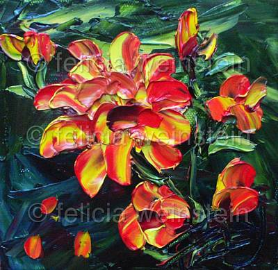 Painting - Celebration by Felicia Weinstein