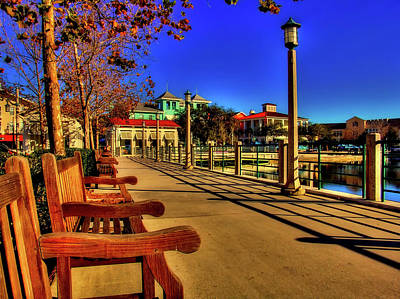 Photograph - Celebration Florida by John Cassel
