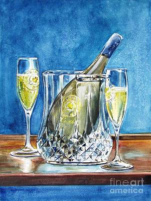 Celebration Print by Jane Loveall