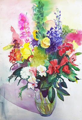 Painting - Celebration by Lynne Atwood