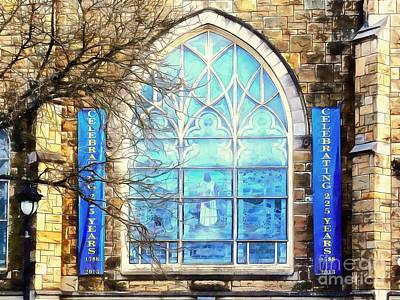 Celebration - Stroudsburg Pa Art Print by Janine Riley