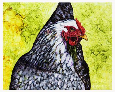 Painting - Celebrity  by Jan Killian