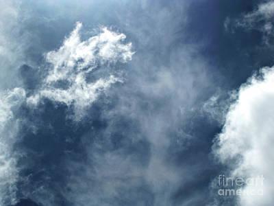 Photograph - Celestial 4 by Karen Sydney