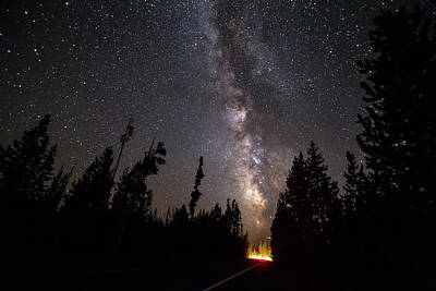 Photograph - Celestial Experience by James BO Insogna